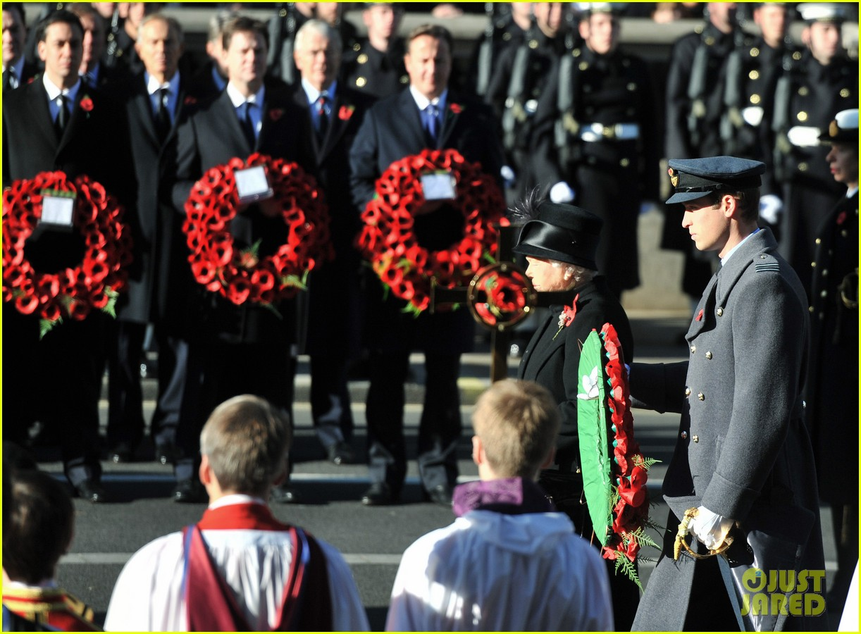 prince william duchess kate remembrance sunday observations 07