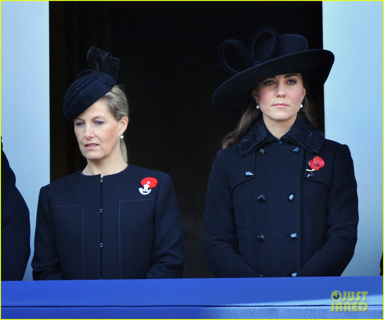prince william duchess kate remembrance sunday observations 09