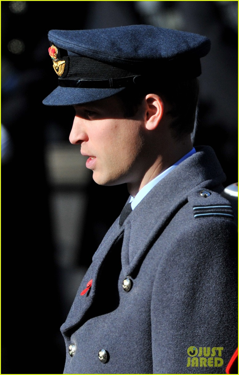 prince william duchess kate remembrance sunday observations 12