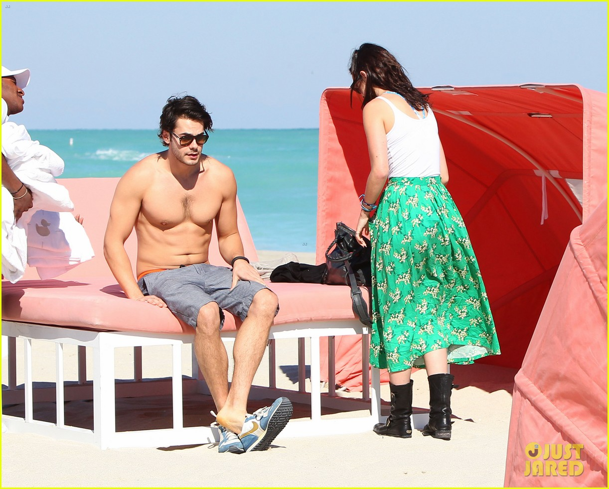 rumer willis jayson blair miami beach besos 072753714