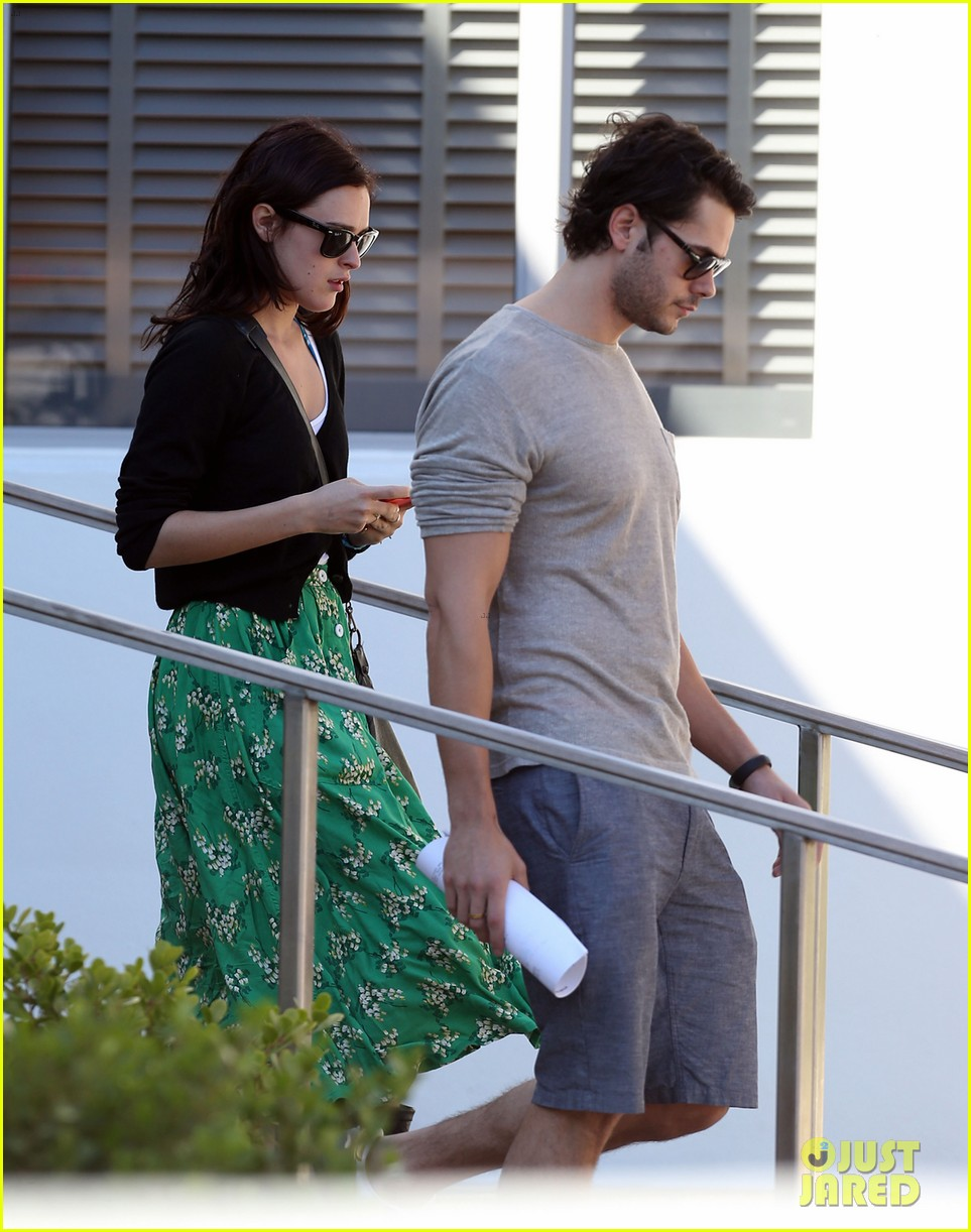 rumer willis jayson blair miami beach besos 142753721