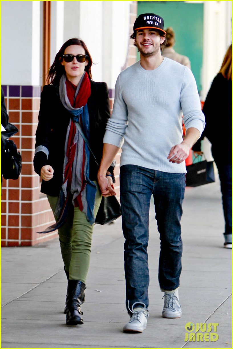 rumer willis jayson blair romantic walk beverly hills 10