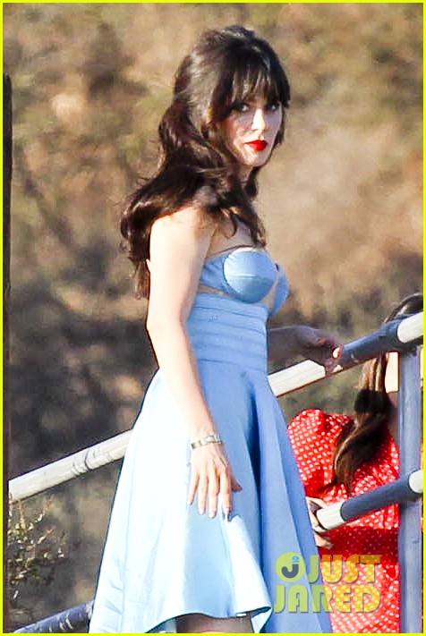 zooey deschanel glamorous photo shoot gal 03