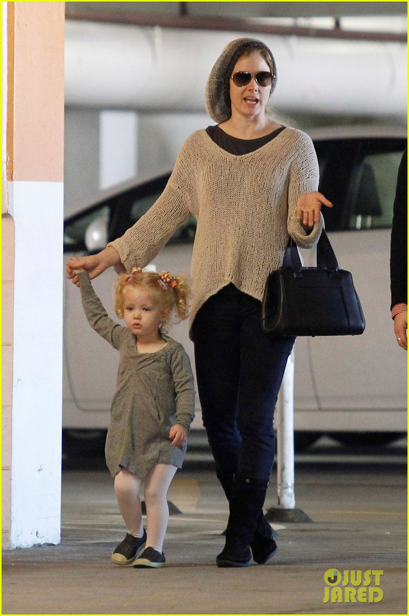 amy adams ballet class with aviana 01
