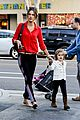 Photo 50 of Alessandra Ambrosio Shops The Morning Away with Anja