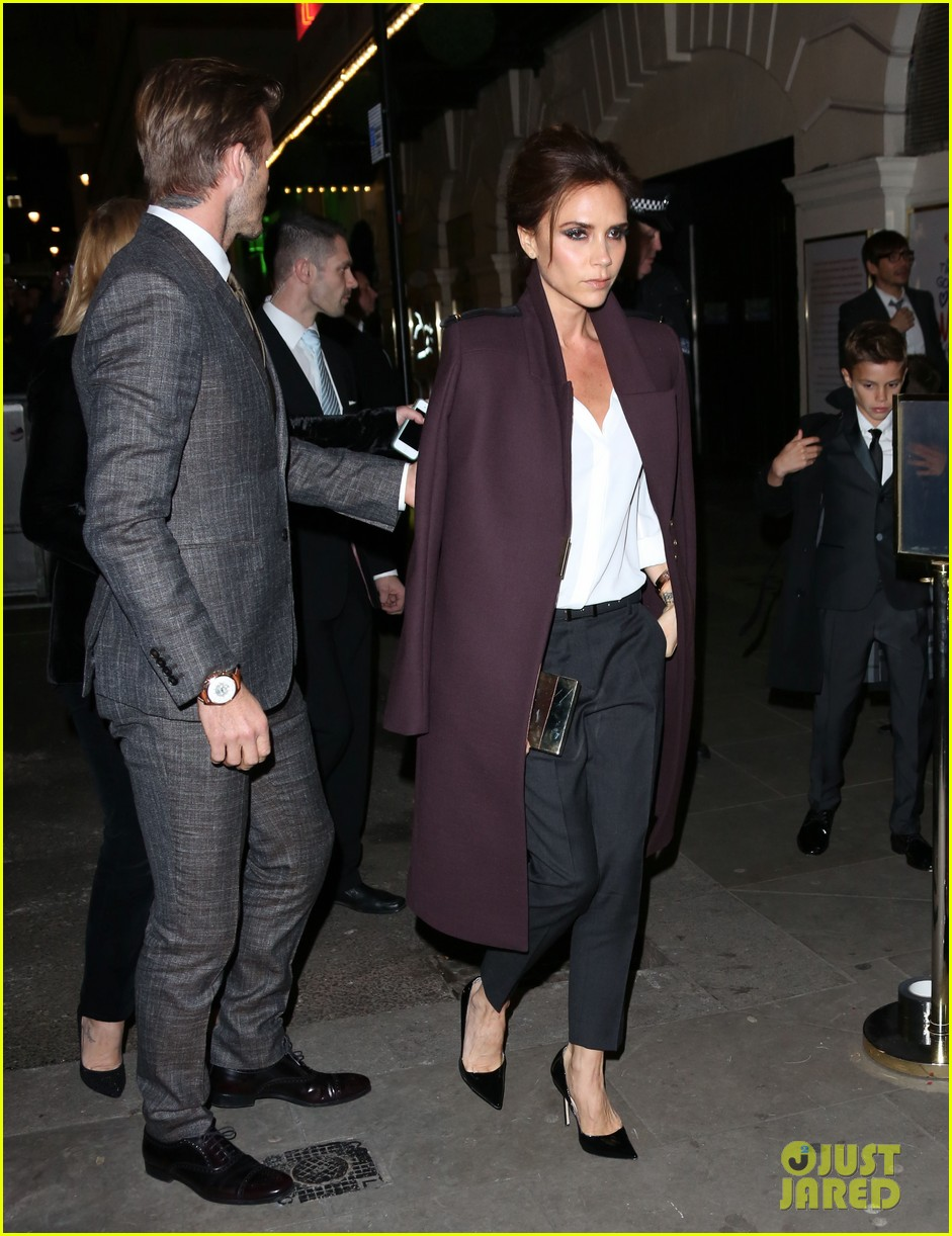 victoria beckham viva forever with david the boys 062773800