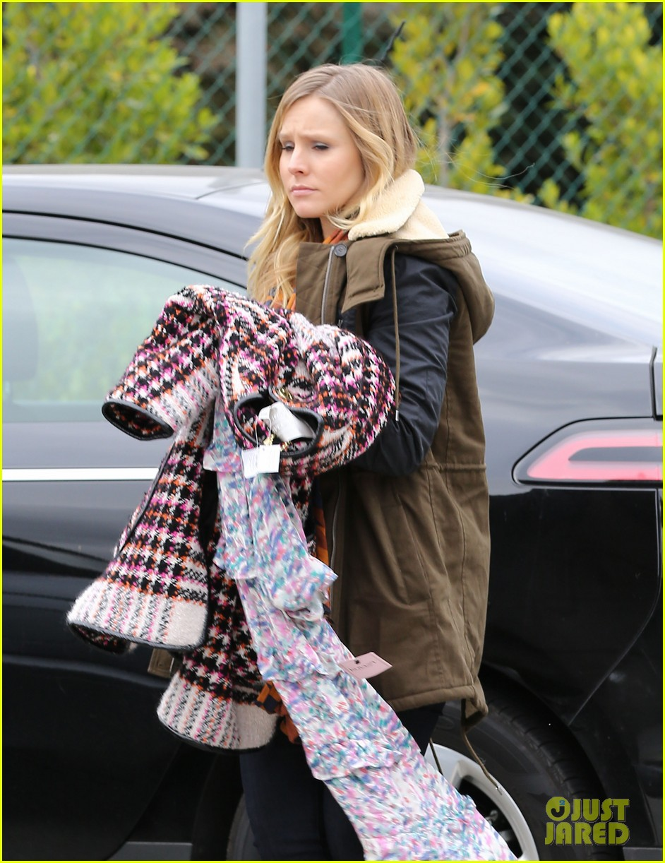 kristen bell the holidays are my favorite time of year 042775309