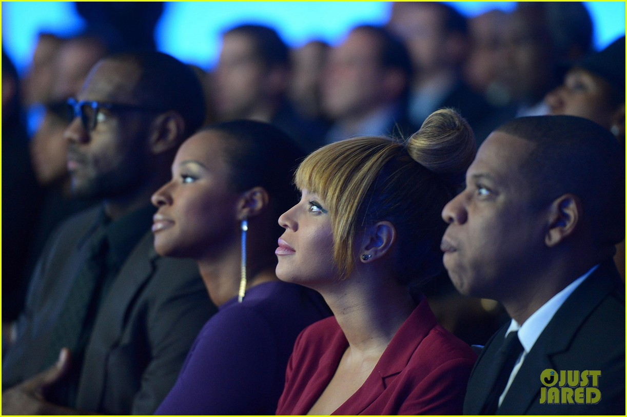 beyonce jay z sportsman of the year awards 08