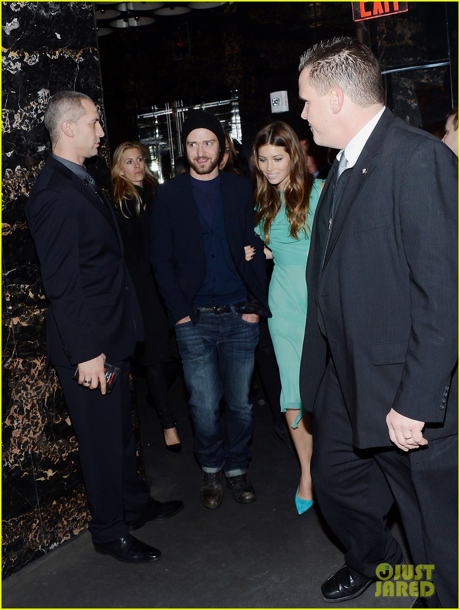 jessica biel justin timberlake playing for keeps premiere after party 06