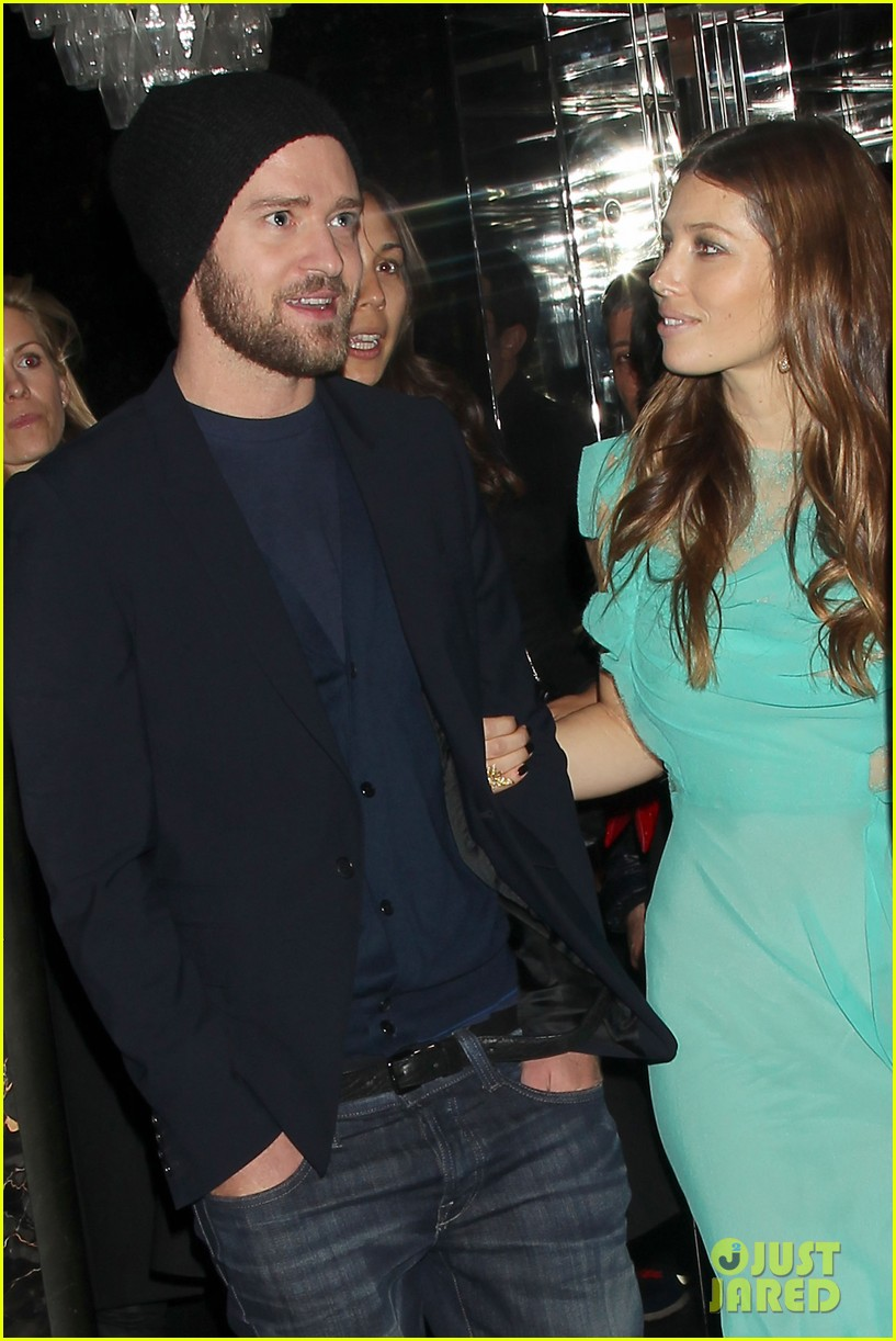 jessica biel justin timberlake playing for keeps premiere after party 14