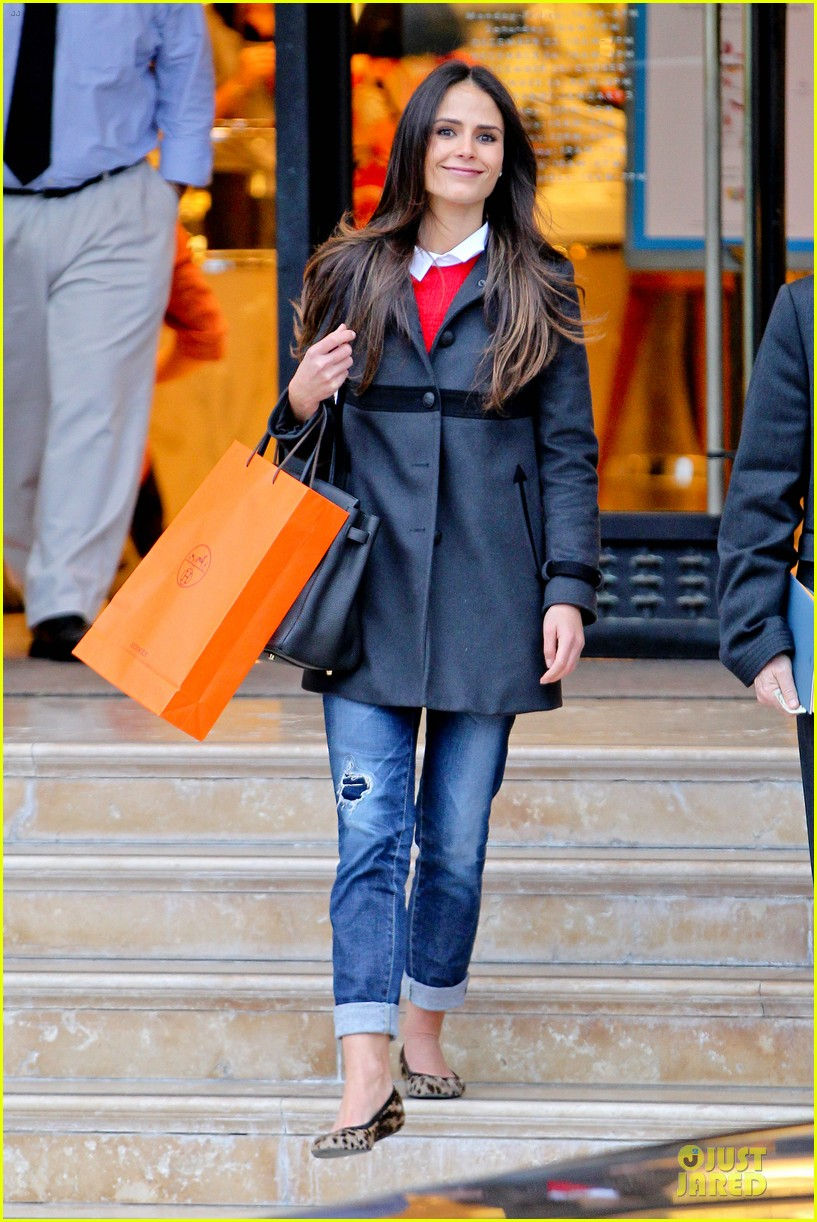 jordana brewster holiday shopping at barneys new york 07