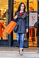 jordana brewster holiday shopping at barneys new york 12