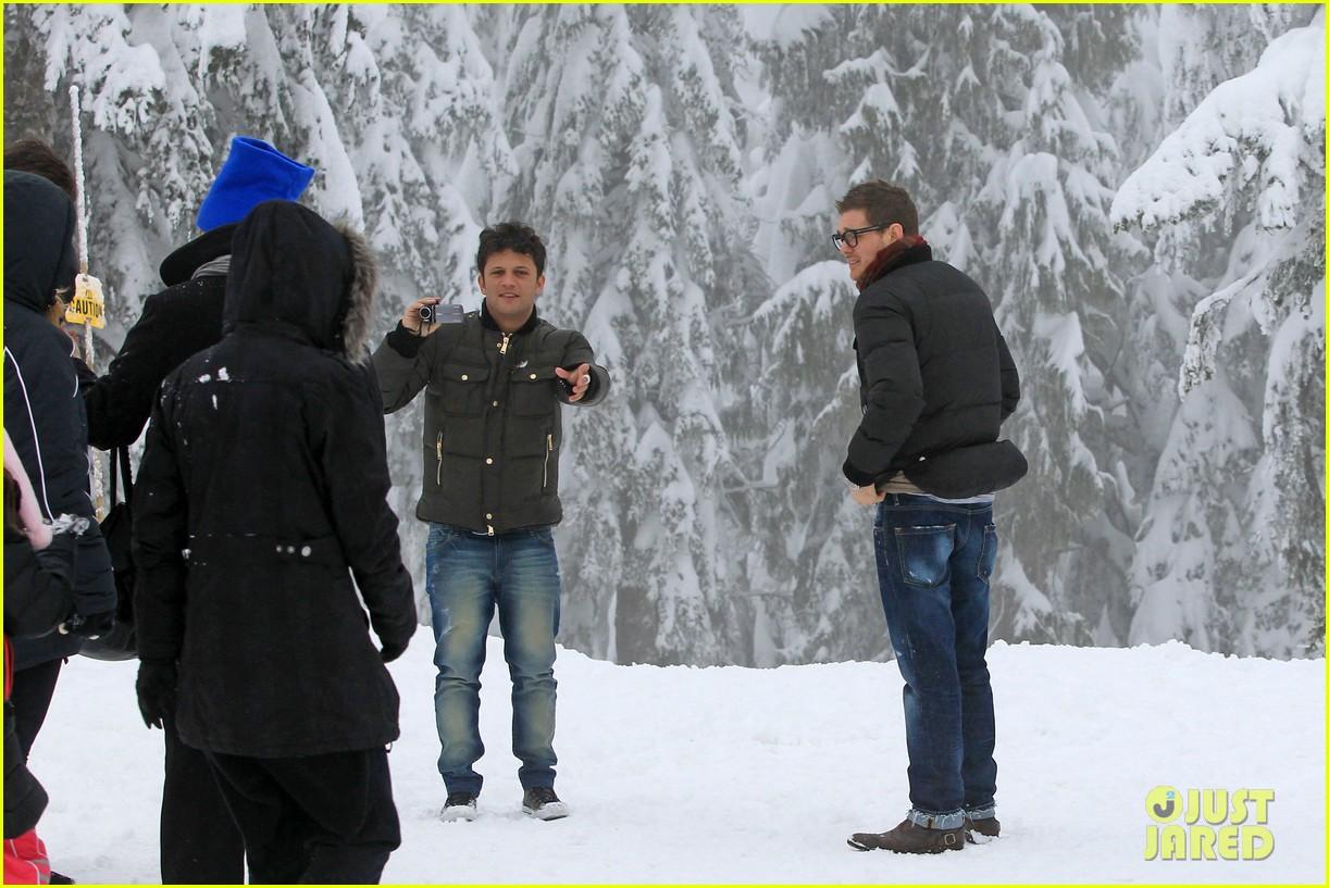 michael buble luisana lopilato snowy sweethearts 16