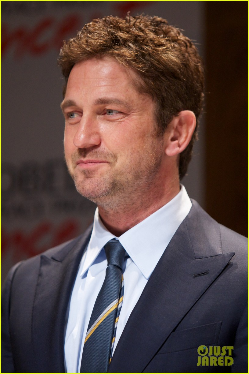 gerard butler sarah jessica parker nobel peace prize concert press conference 10