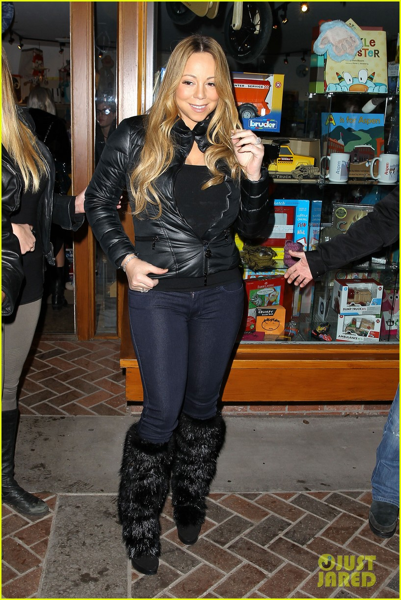mariah carey im not letting anyone touch presents until christmas day 07