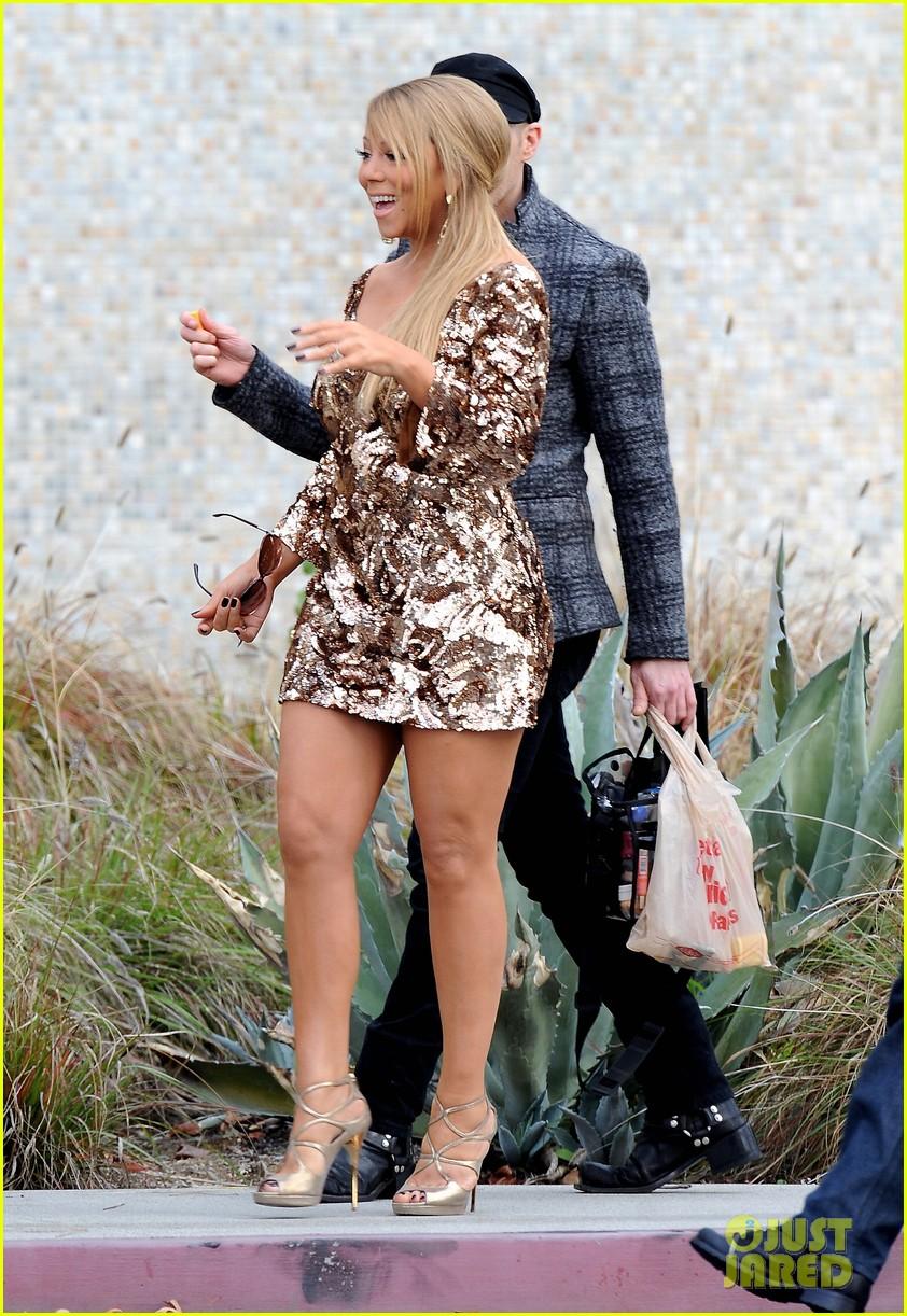 mariah carey american idol hollywood round day two 16