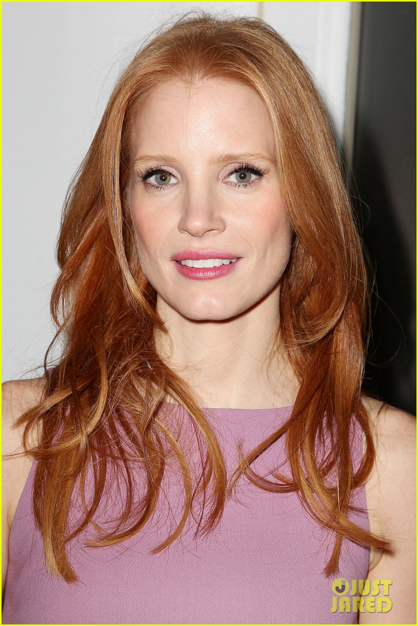 jessica chastain zero dark thirty celebration lunch 04