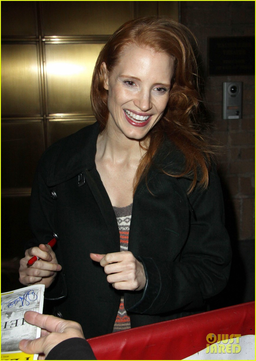 jessica chastain zero dark thirty celebration lunch 392770500