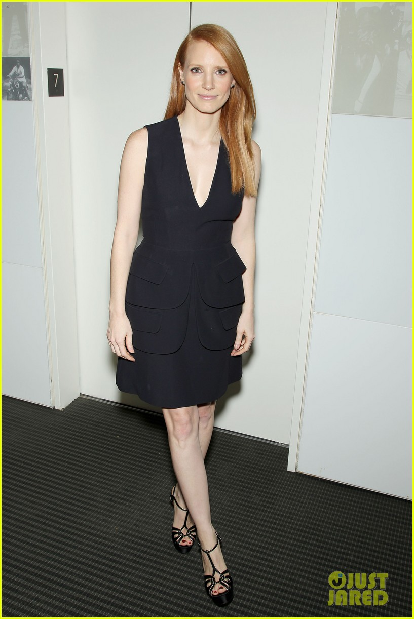 jessica chastain zero dark thirty screening with al pacino 17