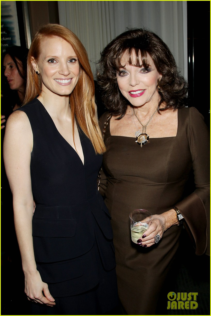 jessica chastain zero dark thirty screening with al pacino 22