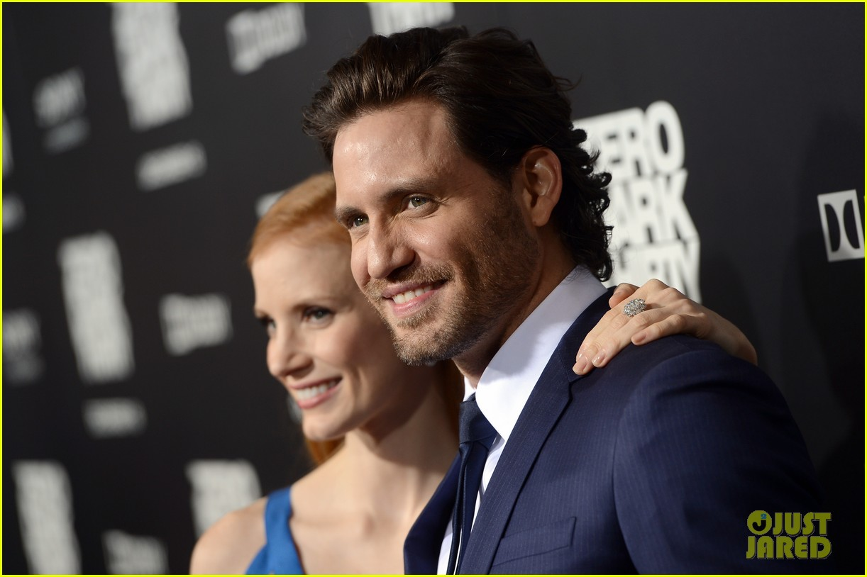 jessica chastain zero dark thirty premiere 032773447