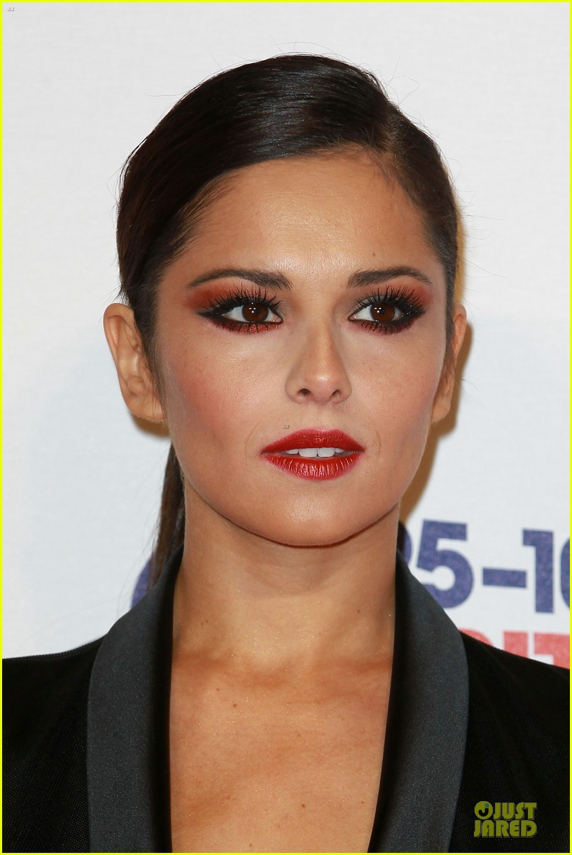 cheryl cole jingle bell ball attendee 16