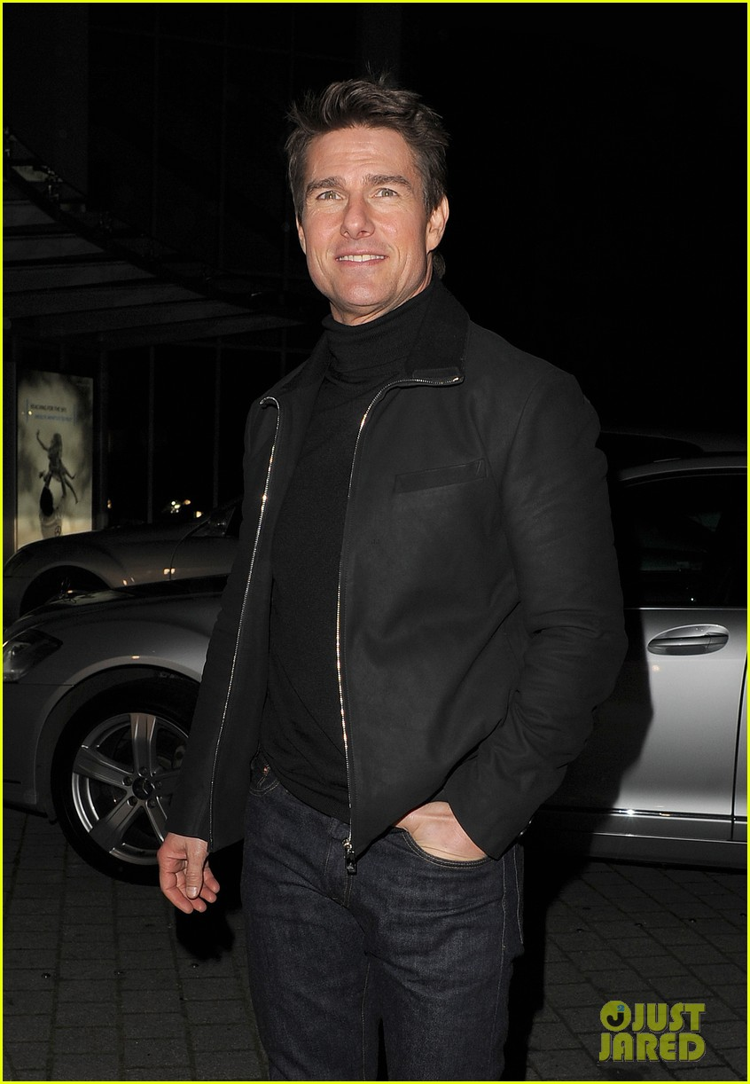 tom cruise spending christmas with kids 15