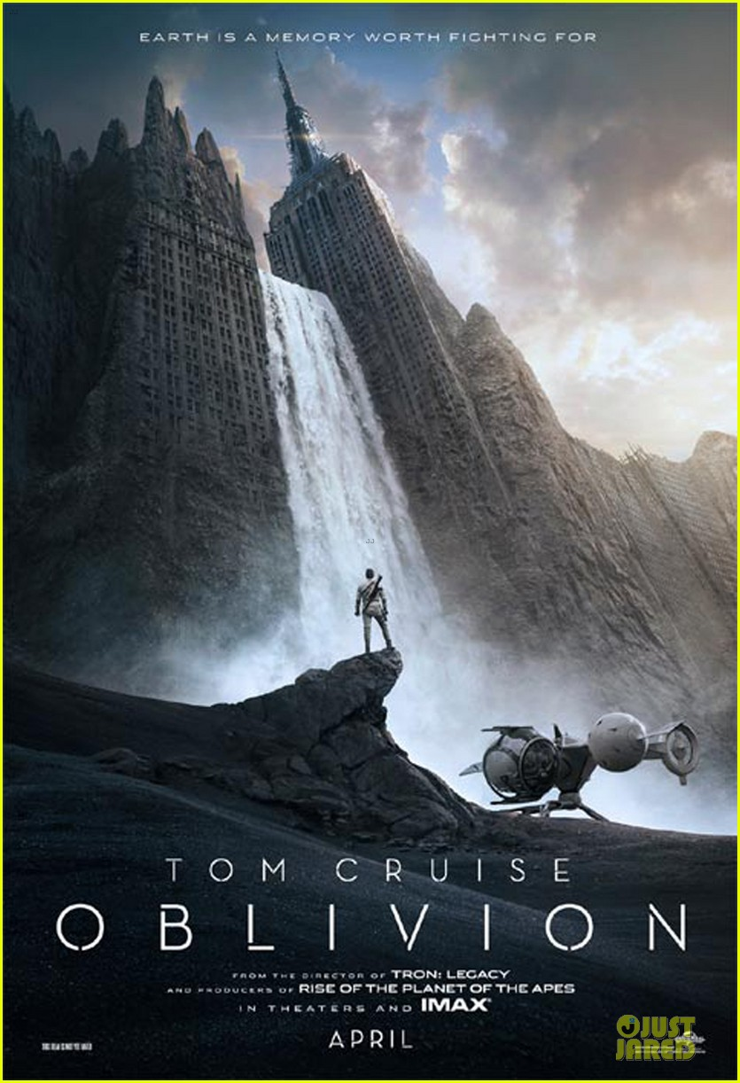 tom cruise newly released oblivion poster 05