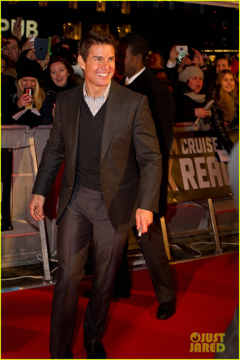 tom cruise jack reacher stockholm premiere 13