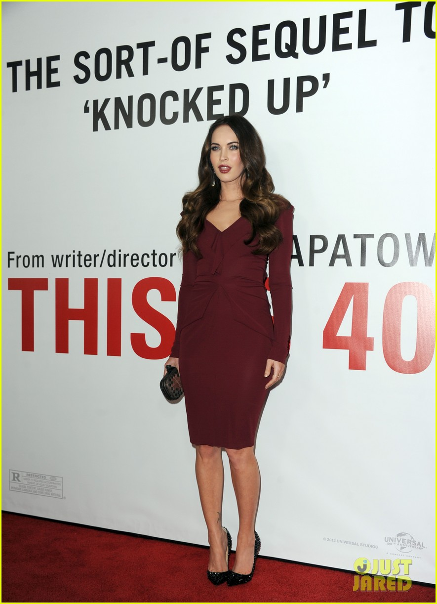 megan fox this is 40 premiere paul rudd 11