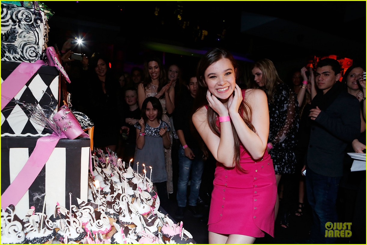 hailee steinfeld sweet 16 celebration 102777375