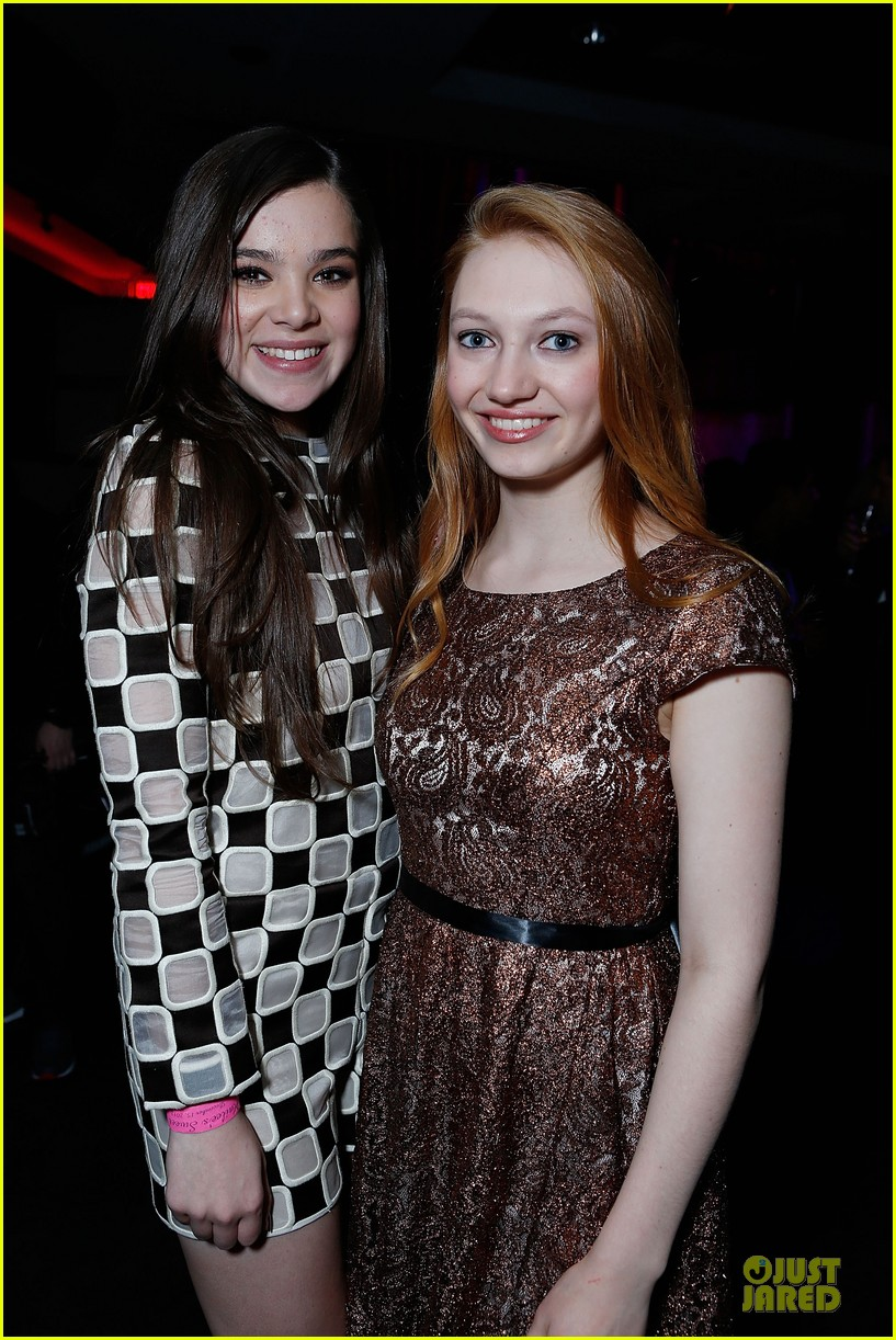hailee steinfeld sweet 16 celebration 24