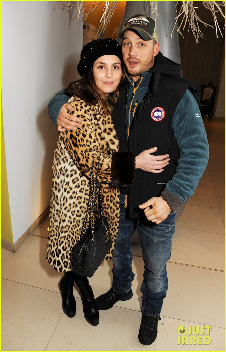 tom hardy noomi rapace english national ballet party 01