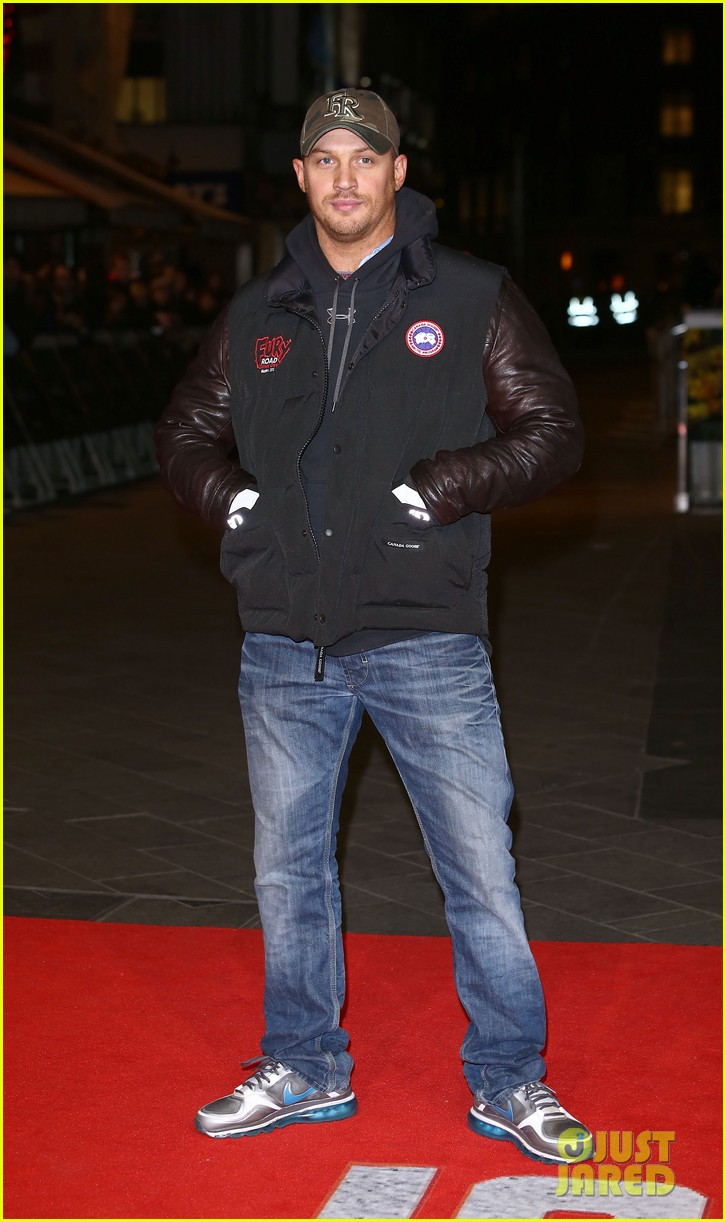 tom hardy jack reacher premiere with charlotte riley 012773106