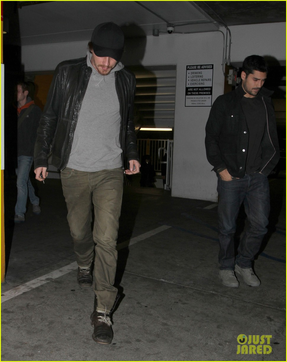 garrett hedlund arclight movie night 03