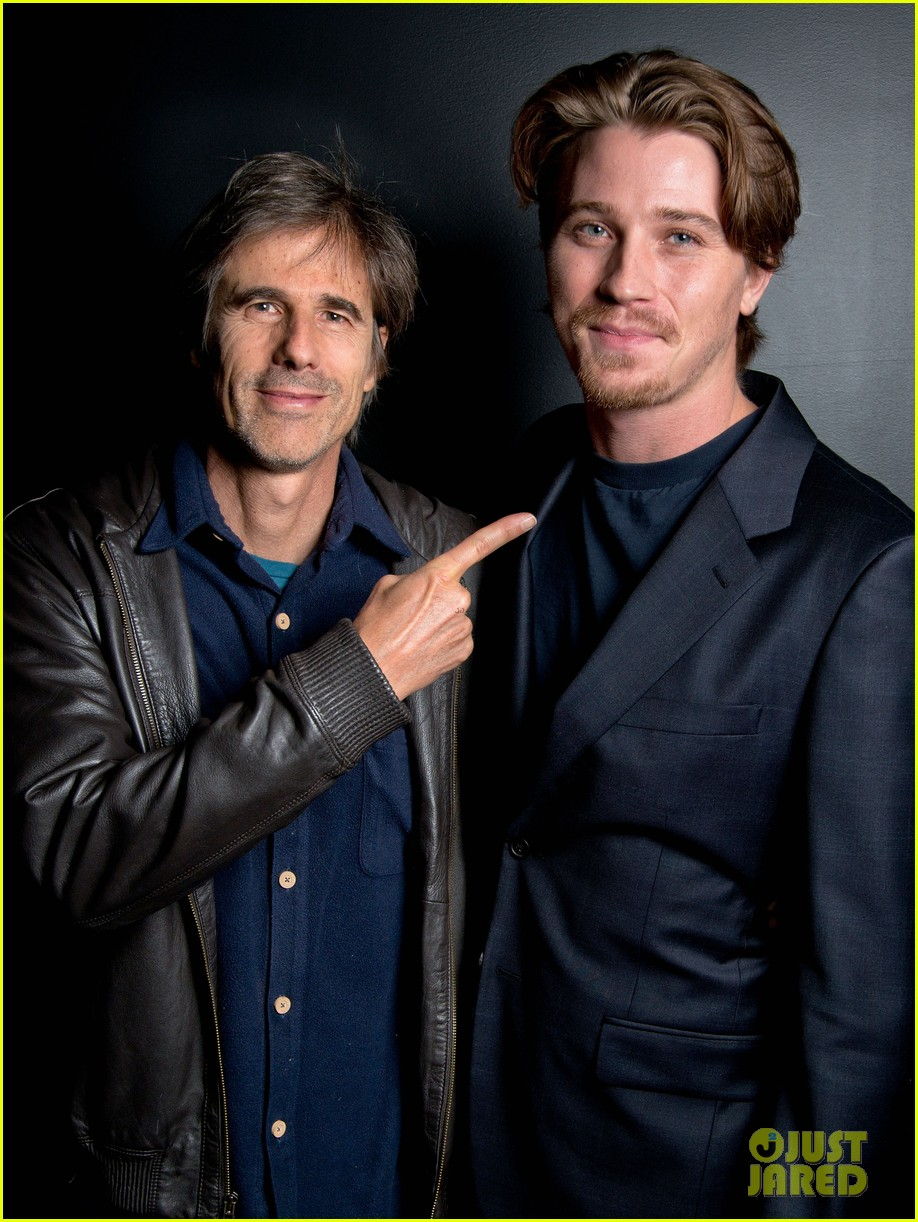 garrett hedlund on the road screening for the wrap 162770518