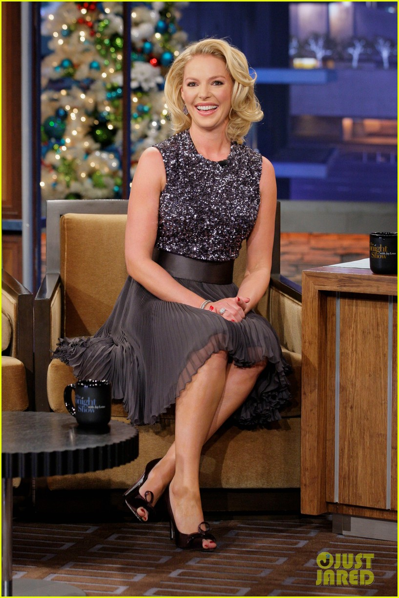 katherine heigl talks adopting adalaide on jay leno 01