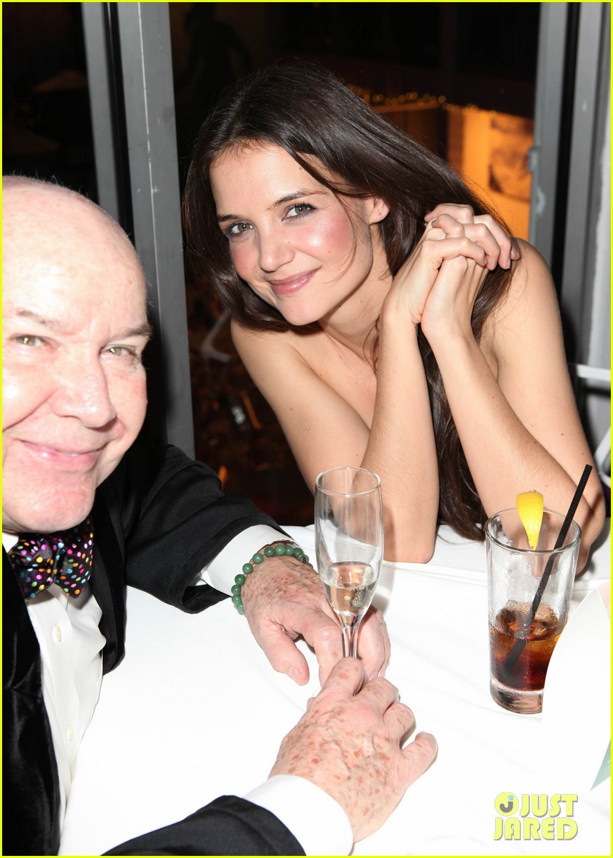 katie holmes broadway dreams foundation gala 13