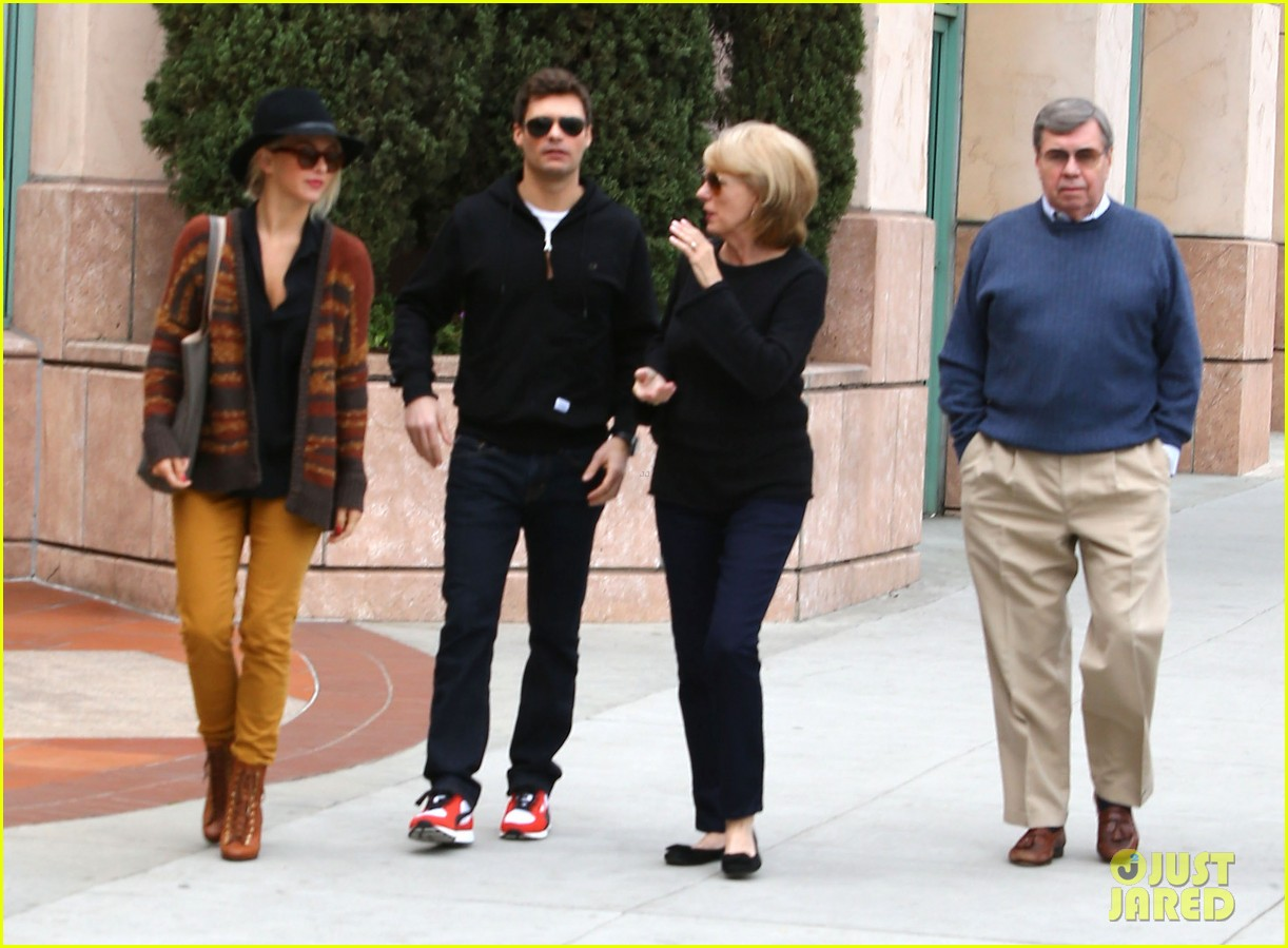 julianne hough ryan seacrest sunny saturday in beverly hills 15