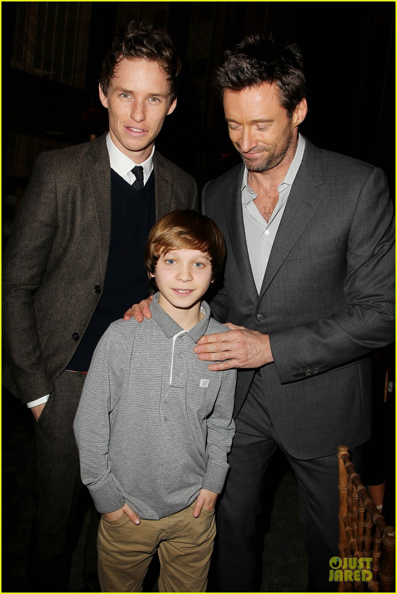 hugh jackman & eddie redmayne les miserables luncheon 22