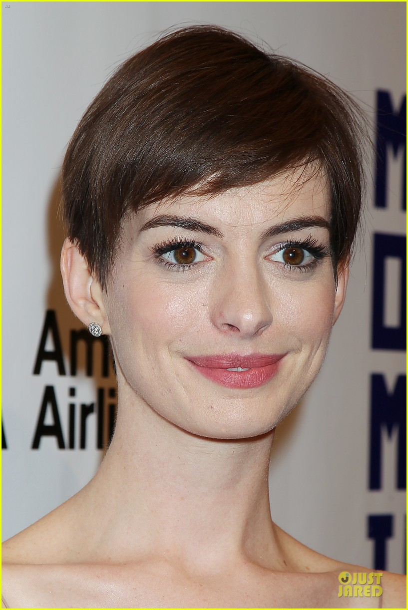 anne hathaway & hugh jackman museum of moving images salute 312774148
