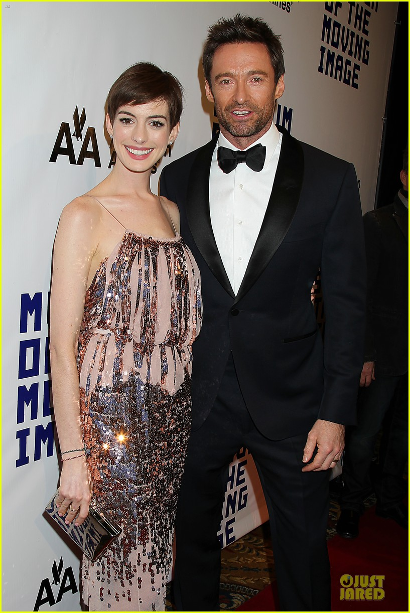 anne hathaway & hugh jackman museum of moving images salute 32