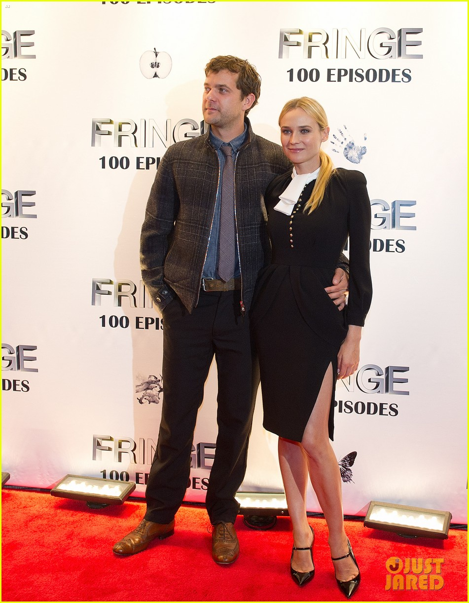 joshua jackson diane kruger fringe 100 episodes party 05