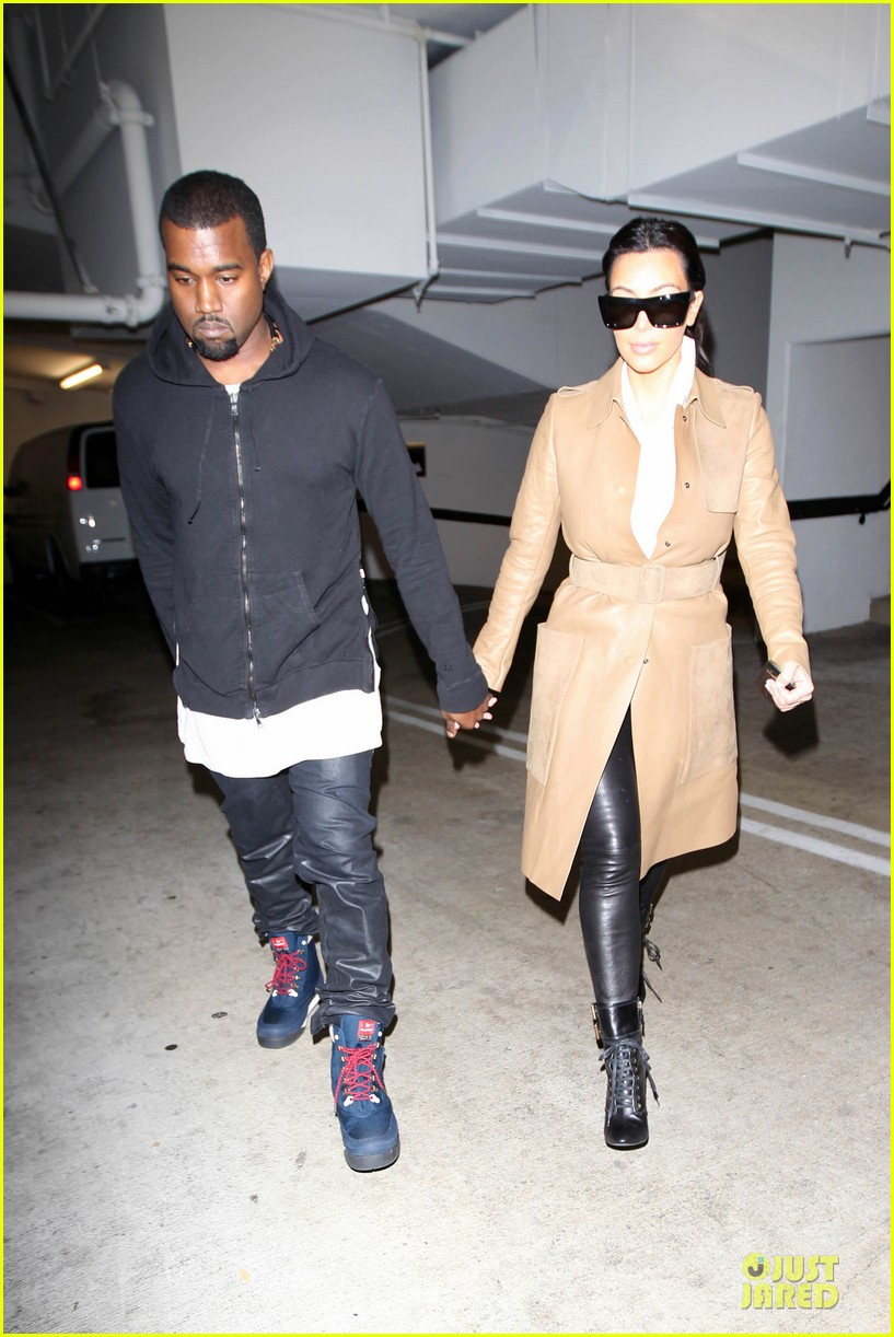 kim kardashian & kanye west beverly hills auctioning couple 09