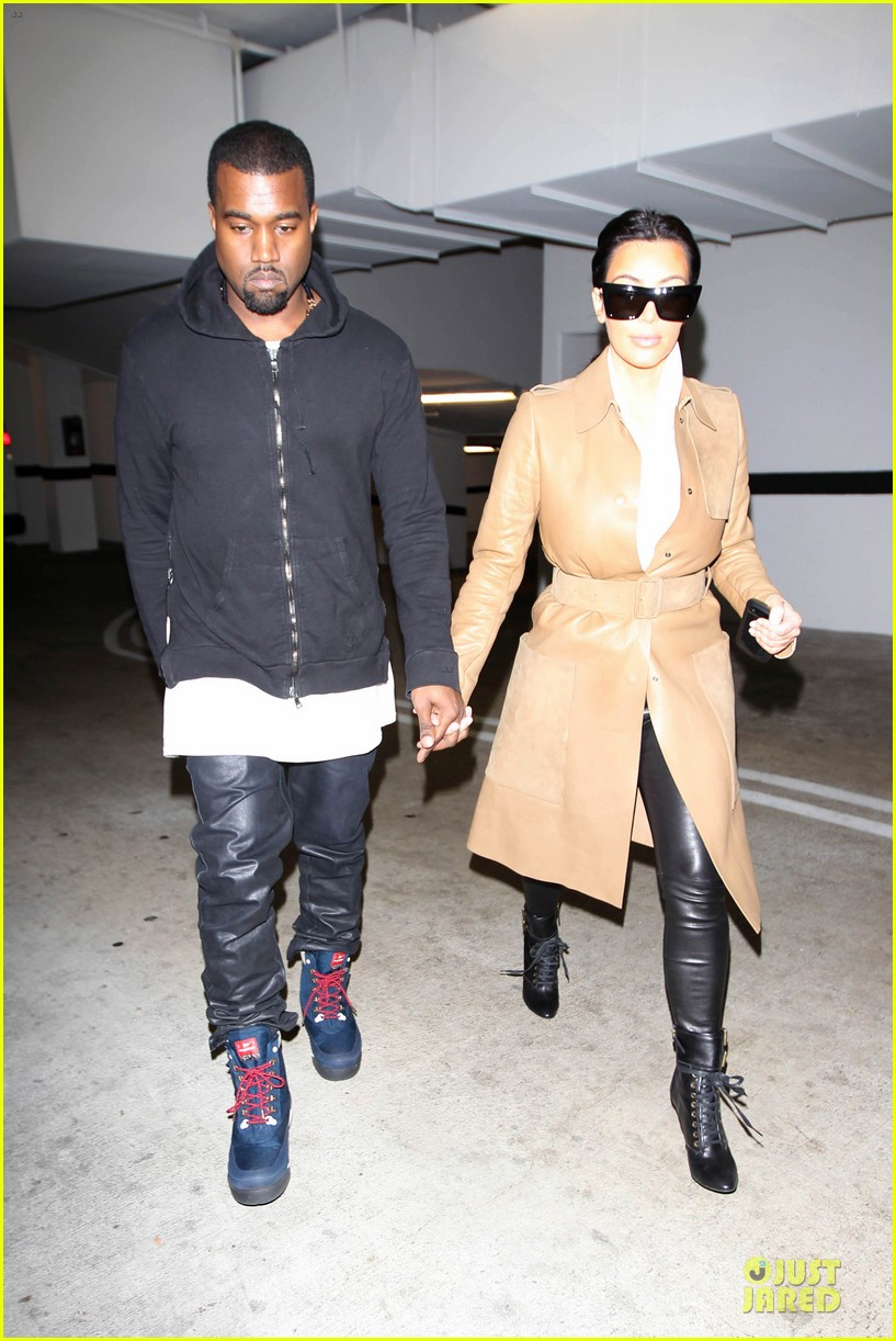 kim kardashian & kanye west beverly hills auctioning couple 10