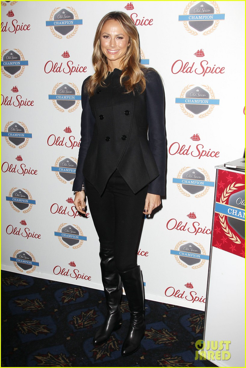 stacy keibler launches new old spice game 012769109