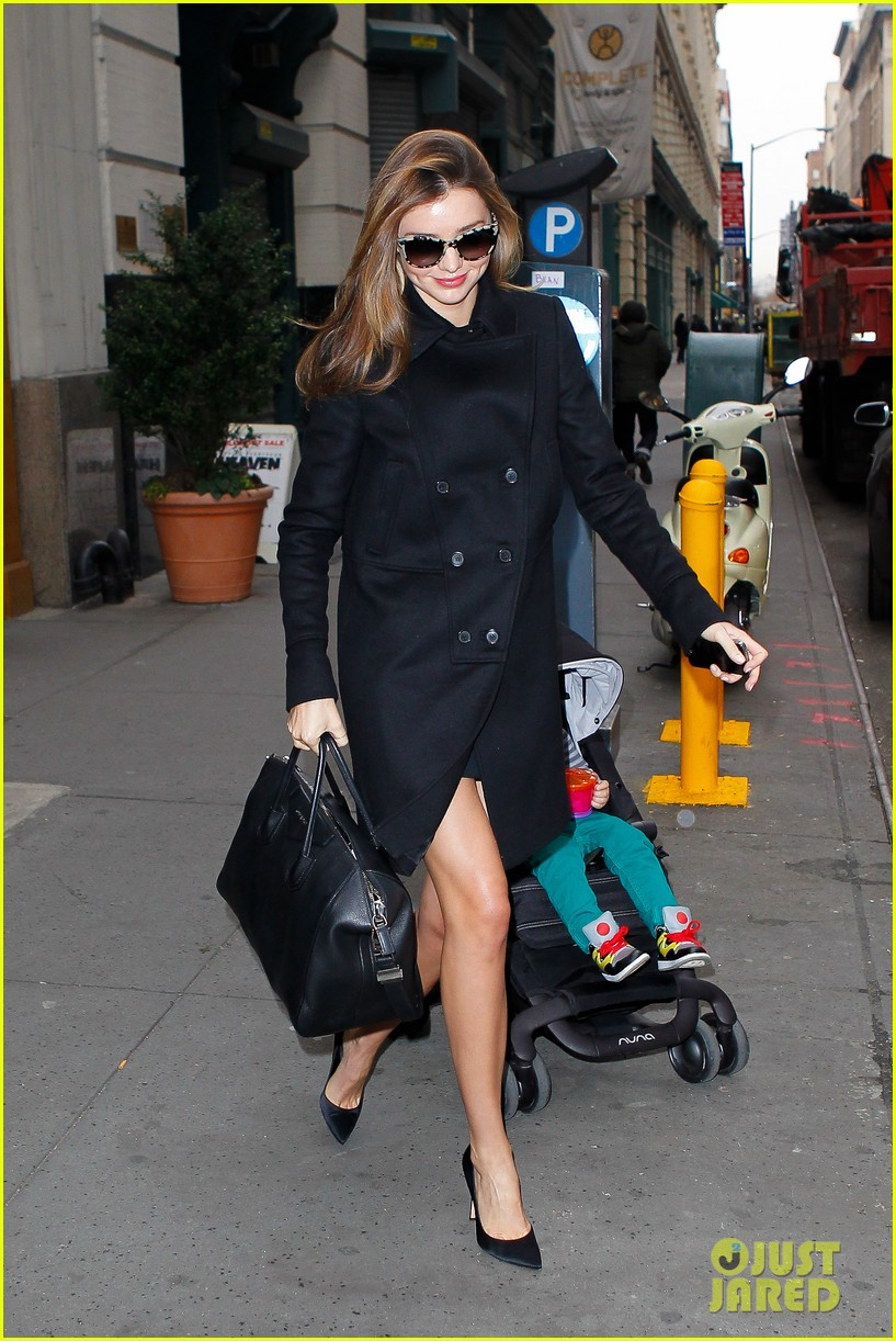 miranda kerr manhattan business mom 14