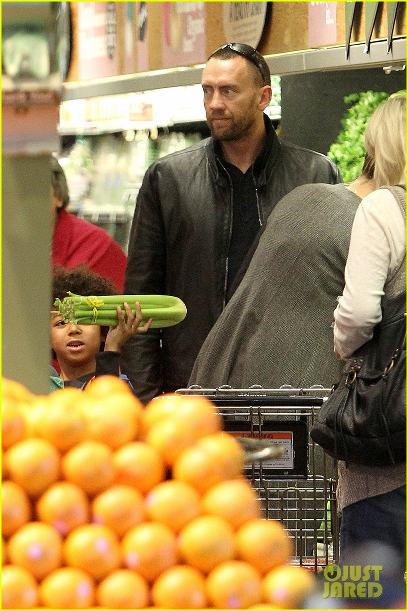 heidi klum martin kirsten lunch groceries with the kids 18