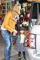 heidi klum martin kirsten grocery shopping with girls 22