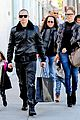 jennifer lopez casper smart beverly hills shopping with the kids 12